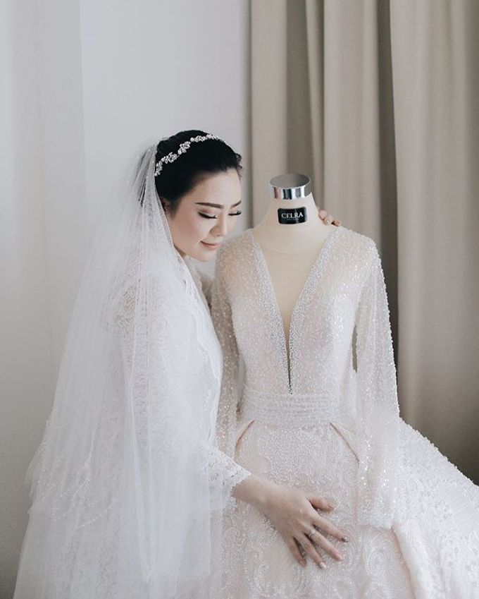 Custom Wedding Gown For Alice by Celra Official - 007