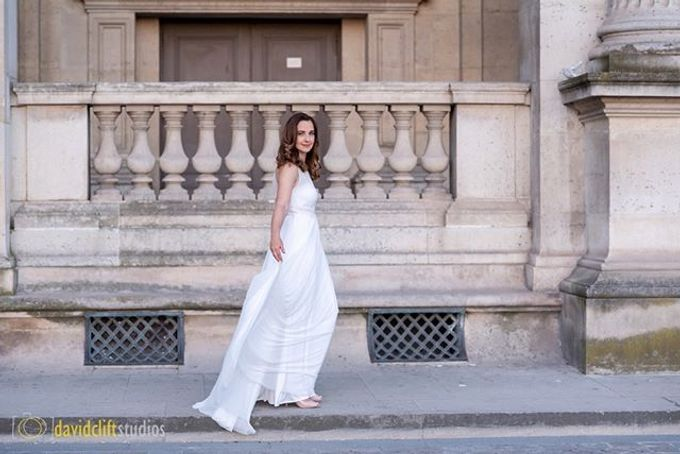 Paris Bridal Shoots  by David Clift Studios - 028