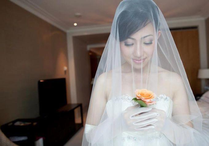 Bridal Makeup by Elly Liana Makeup Artist - 047
