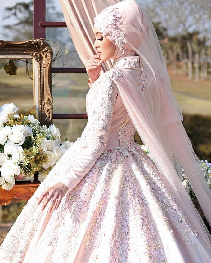 Gester Muslim Bridal by Gester Bridal & Salon Smart Hair - 005