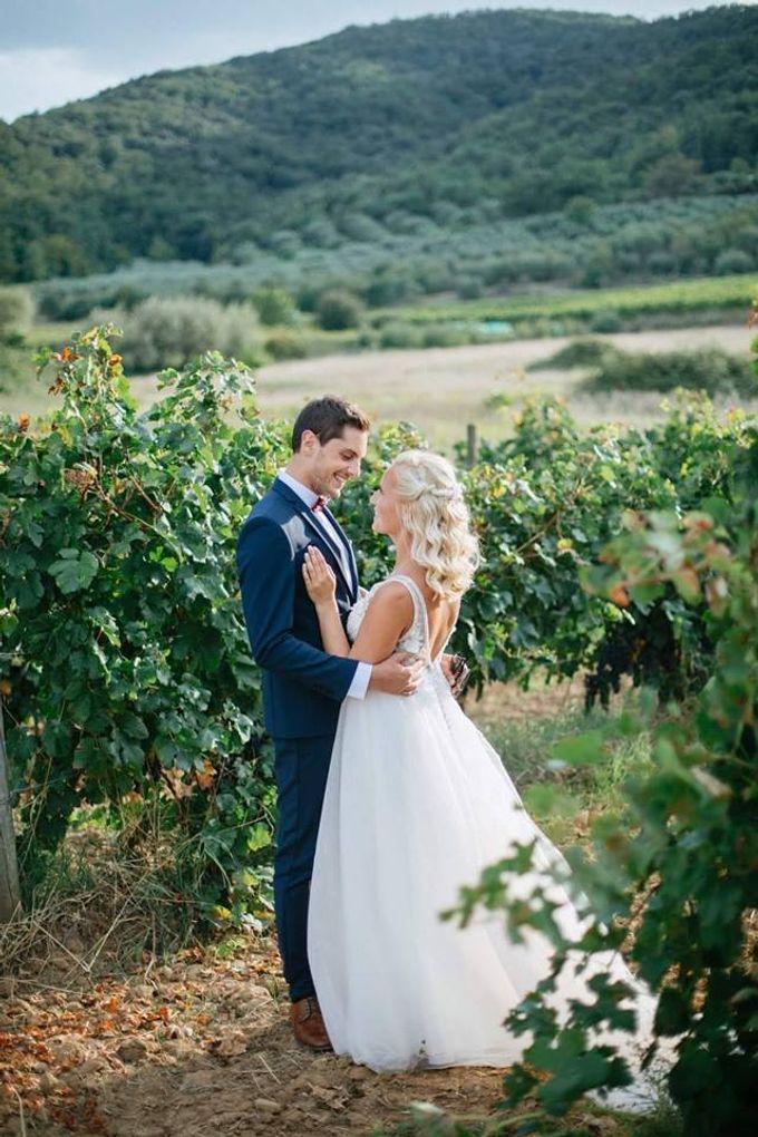 Wedding in Umbria by Ruslana Regi makeup artist in Italy - 001