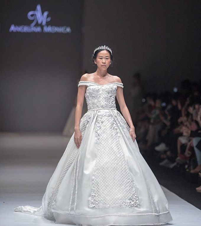 Bridal Gowns - JFW BLOOM COLLECTIONS by Angelina Monica - 008