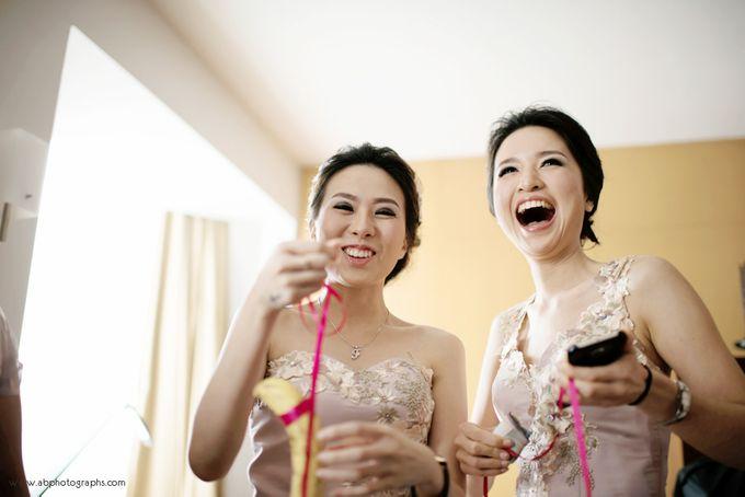 THE WEDDING OF RICHARD & LYDIA by Cynthia Kusuma - 040