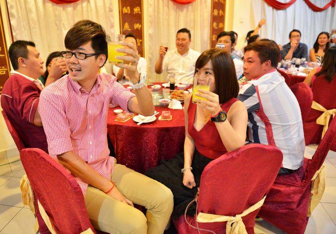 Cindy & Jason by Faith Wedding Event - 044