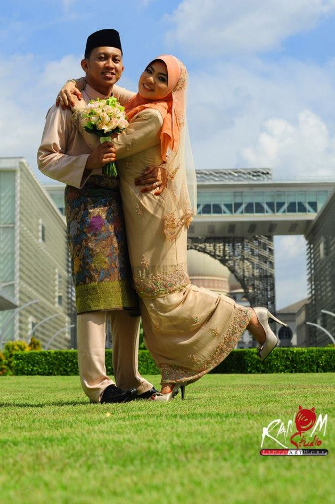 Muslim Wedding by Christy Ng Shoes - 002