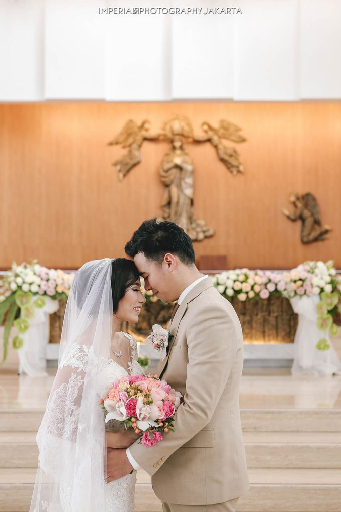 The One My Soul Loves | Kevin + Indy Wedding by Imperial Photography Jakarta - 040