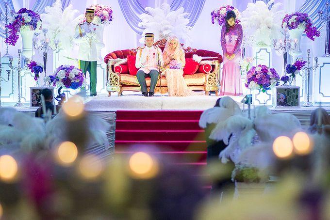 Liyana & Fairuz - Reception by Cubic Foto by PlainPaperpaint Production - 034