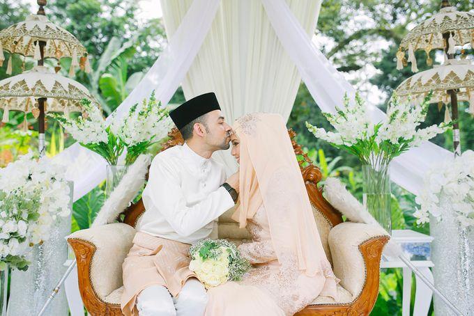 RAIHANA & MOHAMMAD by The Rafflesia Wedding & Portraiture - 038