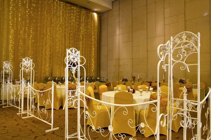 Wedding of Rendy & Fransisca by The Palms Ballroom - 025