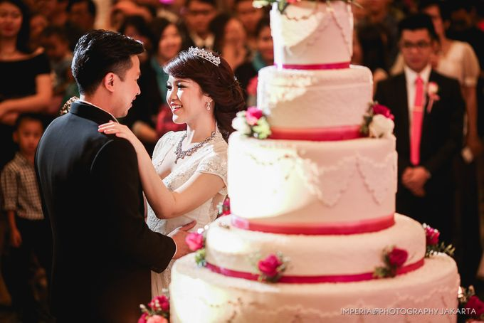 Yohanes & Vhina Wedding by Imperial Photography Jakarta - 042
