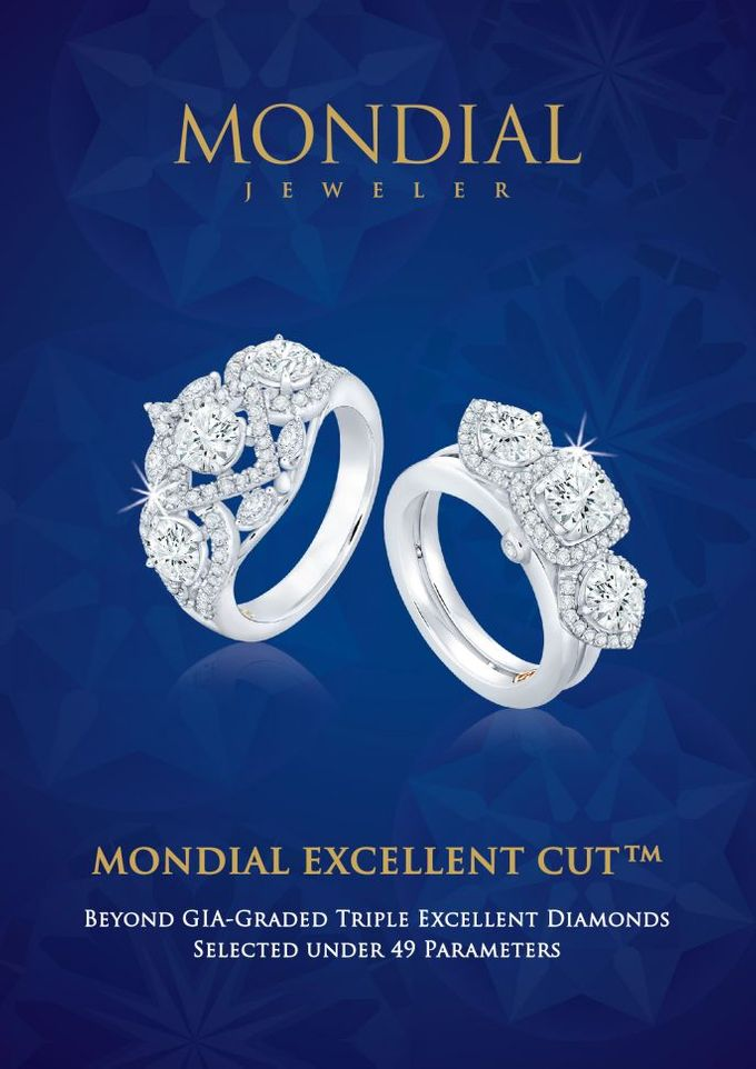 Mondial Excellent Cut by Mondial Jeweler - 003