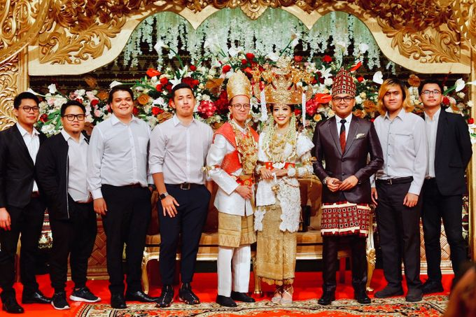 Drina & Akbar Wedding by HENRY BRILLIANTO - 019
