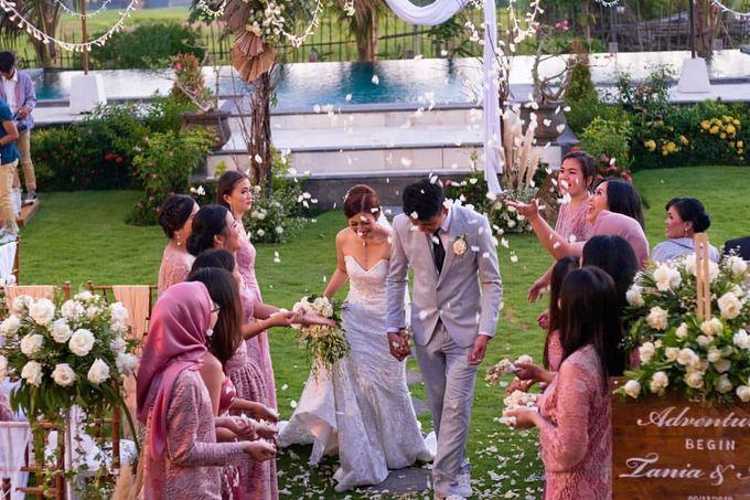THE WEDDING OF TANIA & ADE by ODDY PRANATHA - 016