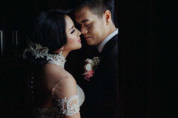 CALVIN & SANTI WEDDING by HAPE by MA Fotografia - 042