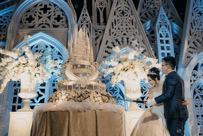 HENDRA & JENNY WEDDING by DHIKA by MA Fotografia - 043