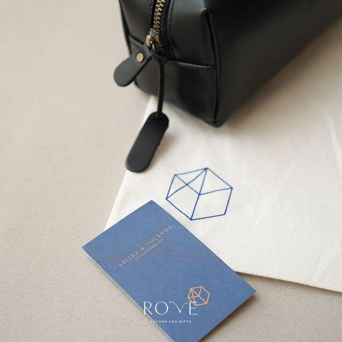 Ariska & Yolanda - Rason Pouch by Rove Gift - 002