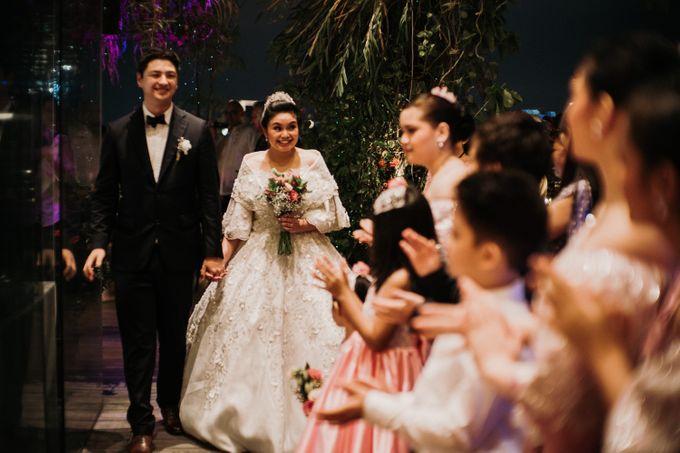 Nicole & Daniel Wedding at Menara Imperium by AKSA Creative - 039