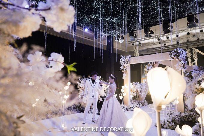 Jason & Devina Wedding Decoration by Valentine Wedding Decoration - 035