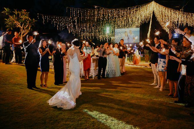 Wedding Hosana & Vina by Nika di Bali - 040