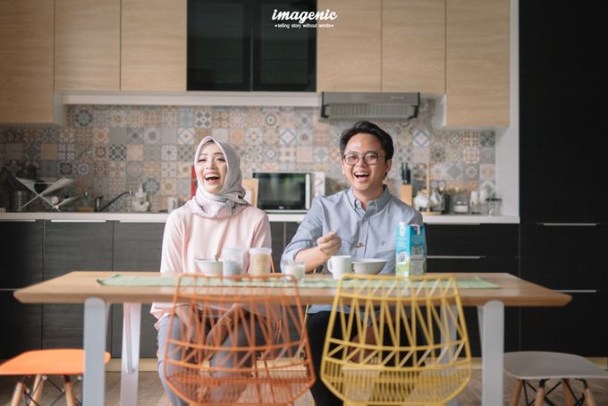 Prewedding M & F by Imagenic - 040