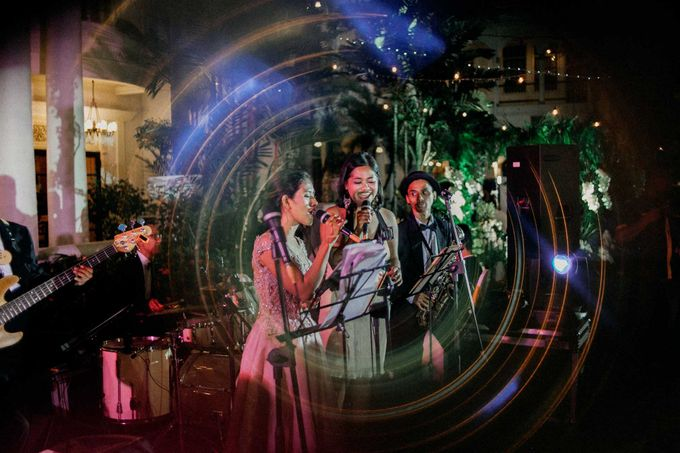 DAVID & FELICIA WEDDING by DHIKA by MA Fotografia - 043