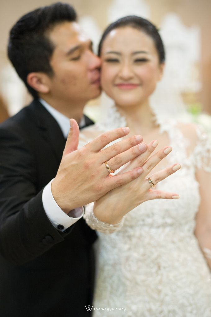 The Wedding of Gerry & Devina by The Wagyu Story - 043