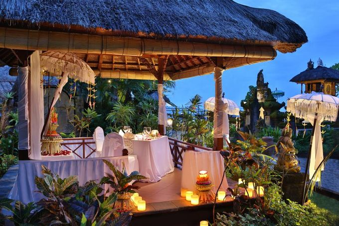 Romantic Dinner by Meliá Bali Indonesia - 001