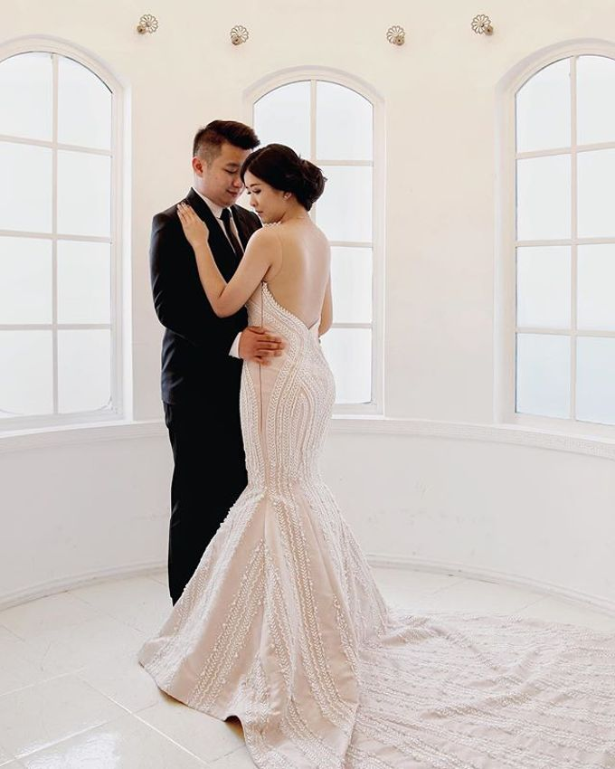 The Wedding of Aditya & Alvina by Vica Wang - 003