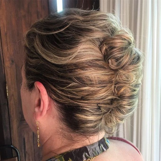 UPDO STYLES by Bali Hair and Makeup  / Anja buerck - 011