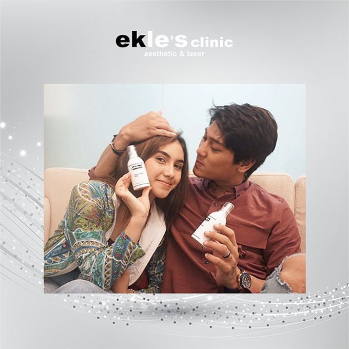 Influencer At Ekle's Clinic  by Ekle's Clinic Aesthetic & Laser - 003
