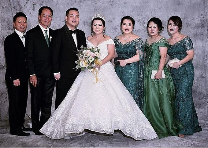 Sister of the Groom from Makassar by Berta Chandra Couture - 001
