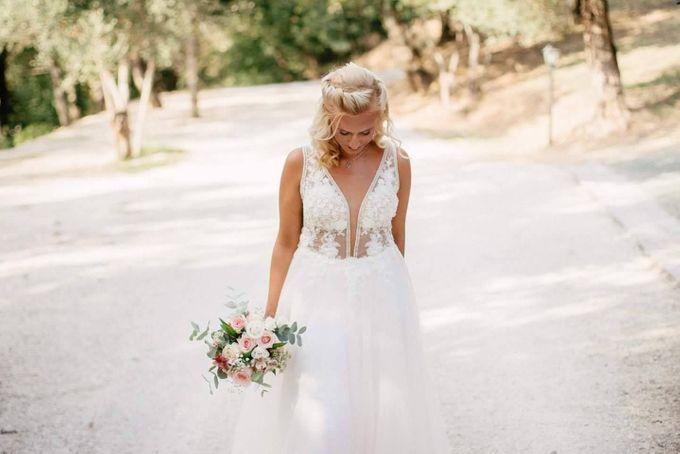 Wedding in Umbria by Ruslana Regi makeup artist in Italy - 005