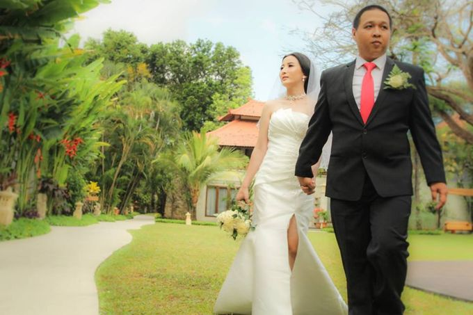 Ricky & Devi by Astagina Resort Villa & Spa Bali - 026