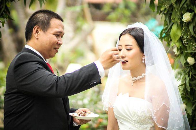 Ricky & Devi by Astagina Resort Villa & Spa Bali - 006