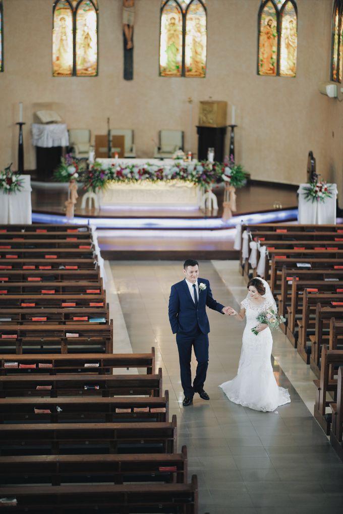 The Wedding of  Ferry & Okta by Satori Planner - 001