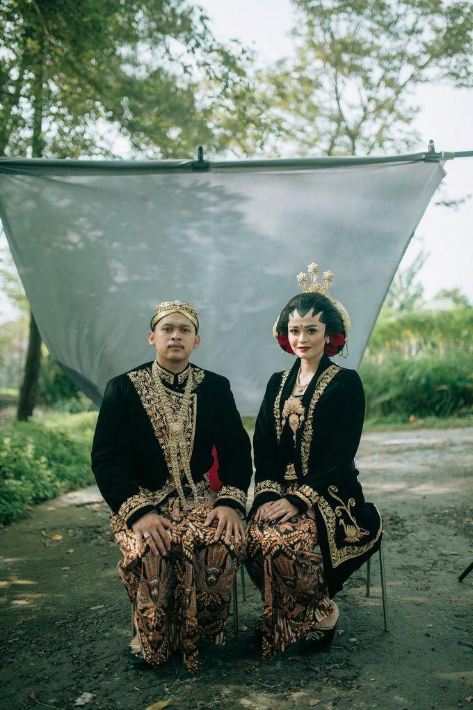 Micro Wedding Okta & Kresna by Kisah Kita Wedding Planner & Organizer - 001