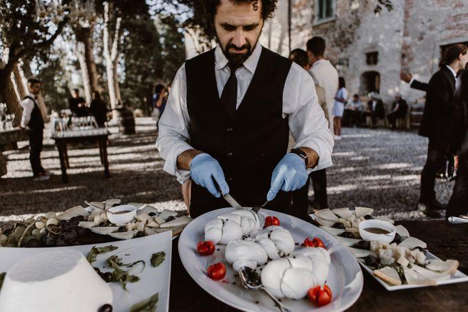 Alternative Wedding in Tenuta Mocajo in Tuscany  Italy by Fotomagoria - 044