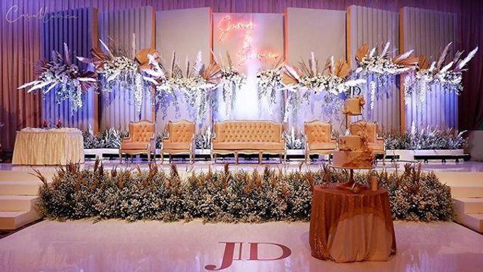 Wedding of Junior and Devina by Casablanca Design - 008