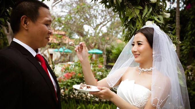 Ricky & Devi by Astagina Resort Villa & Spa Bali - 015