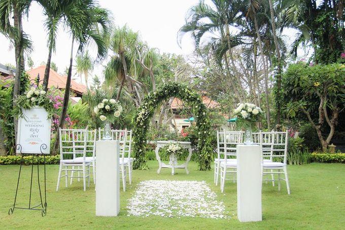 Ricky & Devi by Astagina Resort Villa & Spa Bali - 022