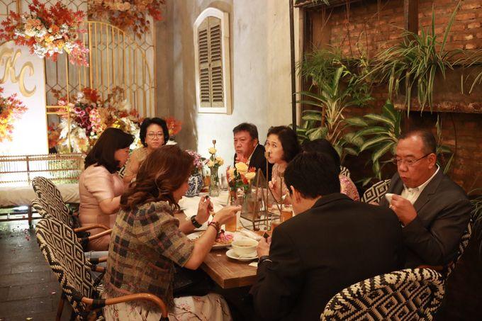 MC Wedding Intimate at Blue Jasmine Jakarta - Anthony Stevven by Anthony Stevven - 002