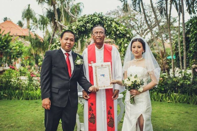 Ricky & Devi by Astagina Resort Villa & Spa Bali - 021