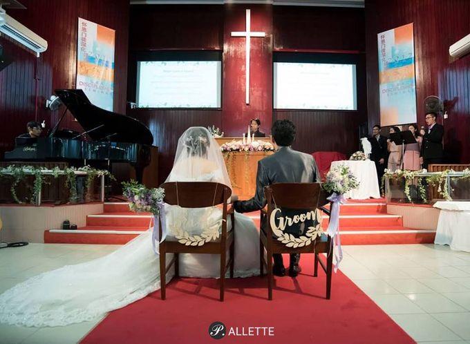 Wedding Vincent & Christabella by P.allette - 004
