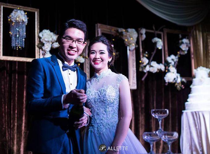 Wedding Vincent & Christabella by P.allette - 005