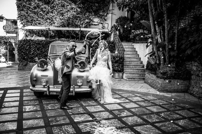 A Godfather inspired wedding day by Sicily Love Weddings - 011