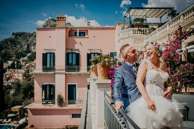 A Godfather inspired wedding day by Sicily Love Weddings - 006