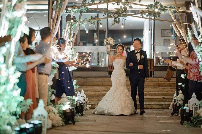 The Wedding of Alvin & Gabriella by Tinara Brides - 003