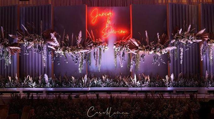 Wedding of Junior and Devina by Casablanca Design - 012