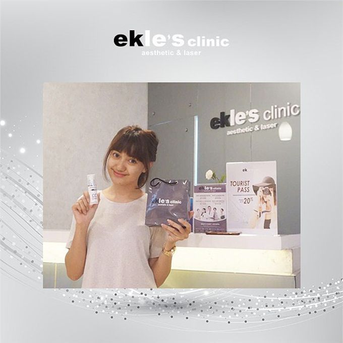 Influencer At Ekle's Clinic  by Ekle's Clinic Aesthetic & Laser - 016