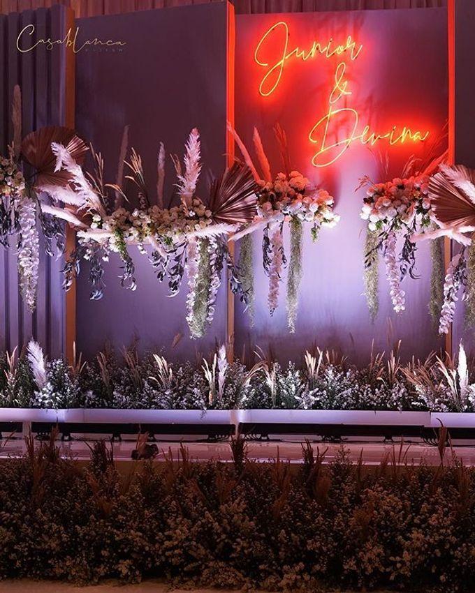 Wedding of Junior and Devina by Casablanca Design - 011